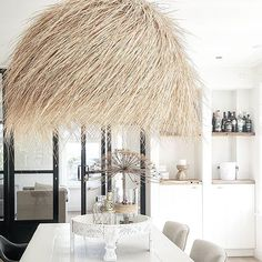 "I like this ""hairy* light Rock The Kasbah, Lustre Original, Healdsburg Hotel, Deco Baroque, Luminaire Design, Interior Decorating, Interior Design, Modern Farmhouse Kitchens, Mirrors"