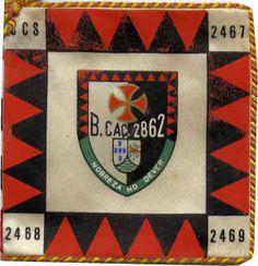 Batalhão de Caçadores 2862 Moçambique