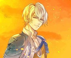 Read Mitsuhide Akechi from the story Ikemen Sengoku by with reads. Blonde Hair Anime Boy, Otaku Anime, Anime Art, Cool Anime Guys, Anime Boys, Hot Anime, Midnight Cinderella, Shall We Date, Cute Images