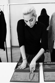 A BTS look at Lady Gaga's Tiffany and Co. Spring campaign. ✨  MORE here: http://danalavoix.tumblr.com/post/156689162307/lady-gaga-for-tiffany-and-co-these-photos