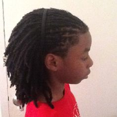 Locs For more articles and pictures like this, check out our blog: www.naturalhairkids.com| Natural hair | hair care | natural hair care | kids hair | kids hair care | kid hairstyles | inspiration