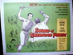 Sword of Sherwood Forest (1960, Hammer)