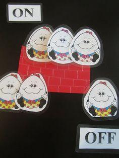 Humpty Dumpty Preschool Lesson