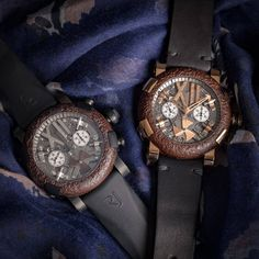 Romain Jerome, Michael Kors Watch, Watches, Leather, Accessories, Wristwatches, Clocks, Watches Michael Kors, Jewelry Accessories