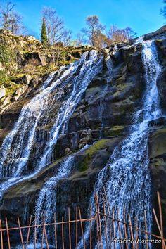 Cascada del Caozo   (Valdastillas)     Valle del Agua , en el Valle del Jerte Merida, Reserva Natural, Fauna, Waterfall, Places, Outdoor, Cabins, Urban Art, Bridges