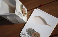 Danielas Stempelwelt: Windlichtkarte
