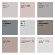 Mantra Colour Palette   What colours will we be seeing next year? See Sherwin Williams predicted colour trends for 2020. Plus sneak peek at the moodboard for S/Y Lazy Kingfisher.