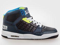 Bulldozer Teen Sneakers aus hochwertigen Materialien gefertigt. Farbe: Marine/Schwarz http://luxustreter.com/?product=7520124-bulldozer-sneaker-marineschwarz