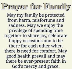 61 Super Ideas For Quotes Family Loss God Morning Prayer For Family, Prayer For My Family, Prayer For Love, Morning Prayers, Daily Prayer, Prayer Scriptures, Bible Prayers, Prayer Quotes, New Quotes