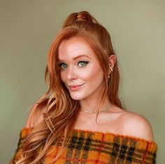 Elizabeth Liones, Gossip Girl, Beauty Photography, Beautiful Actresses, Role Models, Redheads, Celebrity Style, Bloom, Instagram