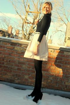 Keep Calm & Carry On...: Winter Fashion {Welcoming December}