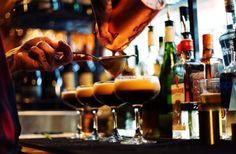 Try the espresso martini at one of the Hippo Inn venues across London