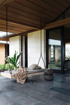Inspiration: 7 sätt att inreda med en hängmatta eller hammock