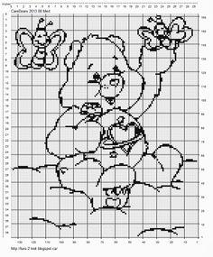 Luvs 2 Knit: chart crochet