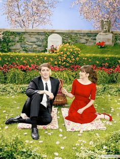Pushing Daisies <3 I miss this