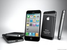 iPhone 5 Concept -- Can't wait!!