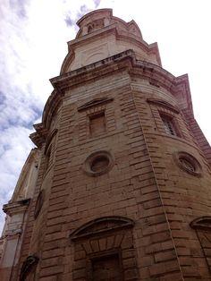 Torre de Poniente, catedral de #Cadiz