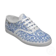 paisley shoes!! I want! possible diy pattern