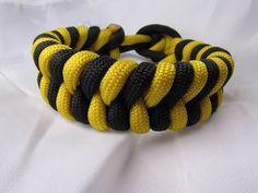 Fishtail paracord bracelet instructions.