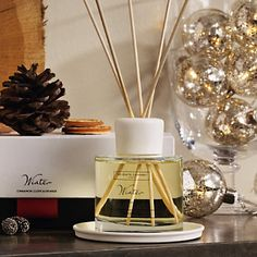 My Favorite Scent from The White Company - Winter ♥ ♥ ♥ Luxury Candles, The White Company, Diffuser, Fragrance, Seasons, My Favorite Things, Winter, Christmas, Winter Time