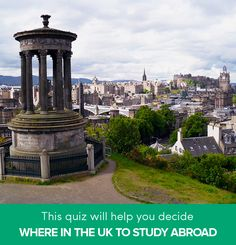 Where in the UK Should You Study Abroad? [Quiz]