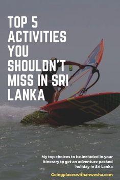 Top 5 Activities You Shouldn