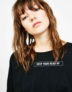 T- Shirts - NEW COLLECTION - DAMES - Bershka Netherlands