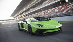 """SV""の称号をもったランボルギーニ アヴェンタドールをスペインで試す 後編|Lamborghini"