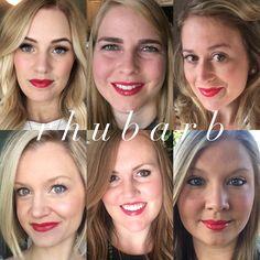 Rhubarb #Rhubarb #RhubarbLipSense #LipSense #SeneGence #longwearingmakeup…