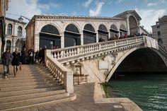 Venice - San Polo - Rialto Bridge
