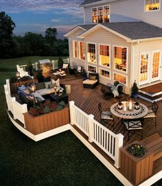 trex deck spiced rum | Picture sources from Houzz.com and Trex