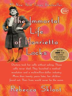 eBook Friday: The Immortal Life of Henrietta Lacks