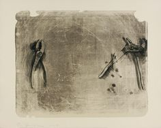Jim Dine, 'Tools for Creely I', 2007, Tamarind Institute
