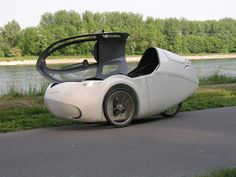 Ocean Cycle's Velomobile 9 by ICE trikes and bikes, via Flickr