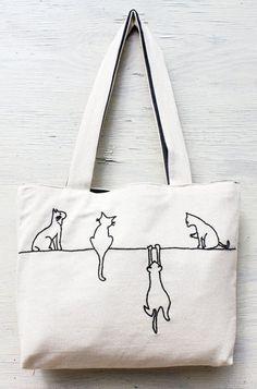 이쁜 프랑스 자수 : 네이버 블로그 Embroidery Bags, Embroidery Monogram, Etsy Embroidery, Bags Online Shopping, Online Bags, Drawing Bag, Drawing Faces, Sacs Design, Cat Bag