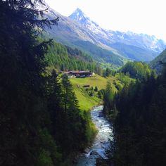Austria - Osttirol - Virgental - Umbalfälle - unglaublich schön!