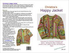 happy jacket pattern