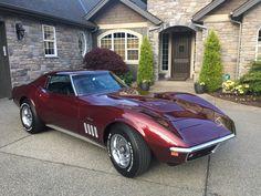 1969 Corvette 427