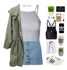"""Untitled #501"" by amy-lopez-cxxi ❤ liked on Polyvore featuring moda, Boohoo, Glamorous, adidas Originals, Wet Seal, Dolce&Gabbana, Lux-Art Silks, CASSETTE, Jayson Home i adidas"