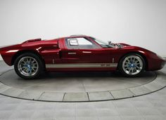 13 Most Beautiful Cars Of All Time - 1966 Ford GT40 Mk. II