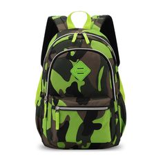 Boys Girls Kids Primary School Backpack Camouflage Children Student Travel Casual Backpacks Daypack Mochila Bag #Affiliate