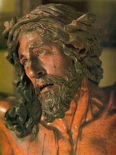 El Cristo de la agonía - Juan de mesa (Paulina achach)