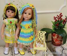 Приветствую всех любителей кукол! В прошлый раз мы с моей минуш Жозефиной показывали, как мы подготовились к осенним холодам. А