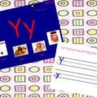 These Smartboard slides cover some of the basic language arts skills that are taught in Kindergarten and first grade.  ...