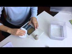 Silk Screen Video - Helen Breil Designs.- You can buy Helen's silk screens here: https://www.etsy.com/shop/tonjastreasures?ref=l2-shopheader-name    #Polymr #Clay #Tutorials