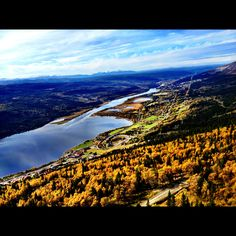 Beautiful Åre, mother nature. Love
