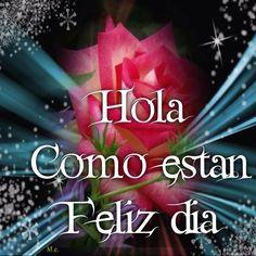 Hola como están. Feliz día a  todos !