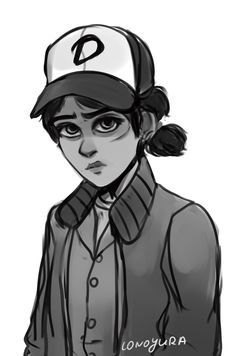 consider this: teenage clementine for protagonist of season 3