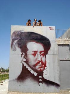 Street Artworks by El Mac