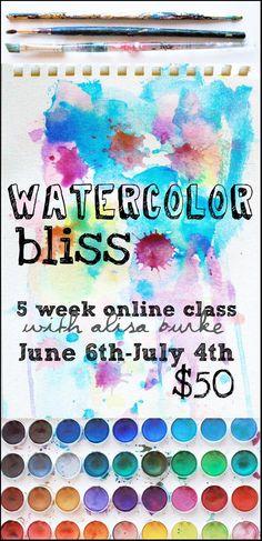 Art Class with Alissa Burke